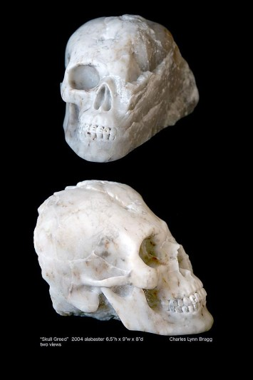 Skull Greed, 2 views