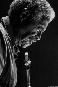 Photo of Charles McPherson Jazz legend.