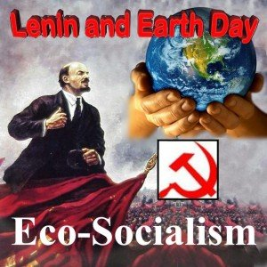 lenin earth day