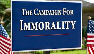 The Campaign for Immorality