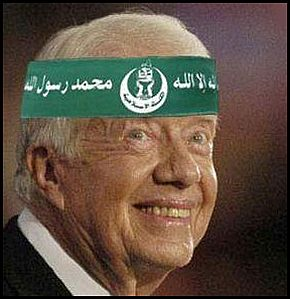 Jimmy Carter: Terrorist Supporter