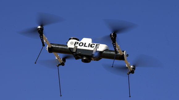Drones and Law Enforcement