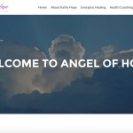Kathy Hope - Wordpress website