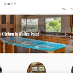 North Shore Design - Wordpress website
