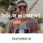 Sol Maui Events - Wordpress website