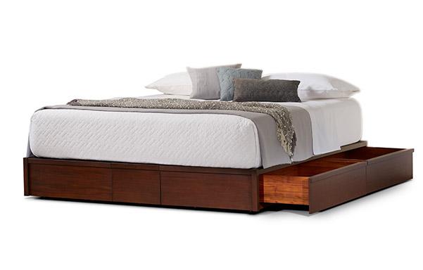 mahogany storage bed storage beds