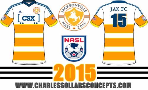 Jax NASL 25