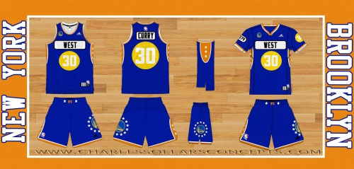 all star WEST CURRY