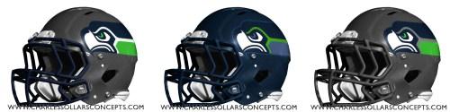 seahawks 3 helmet