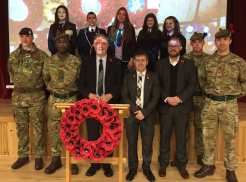 Remembrance Assemblies 2