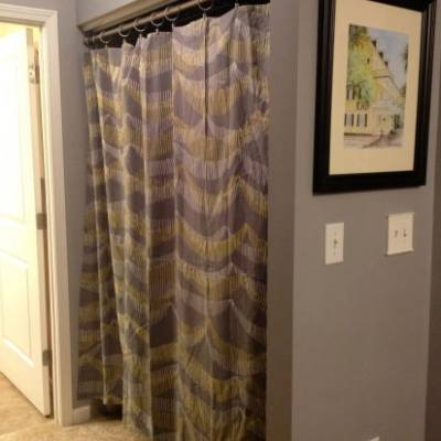 Changing Closet Doors To Curtains Archives Charleston Crafted