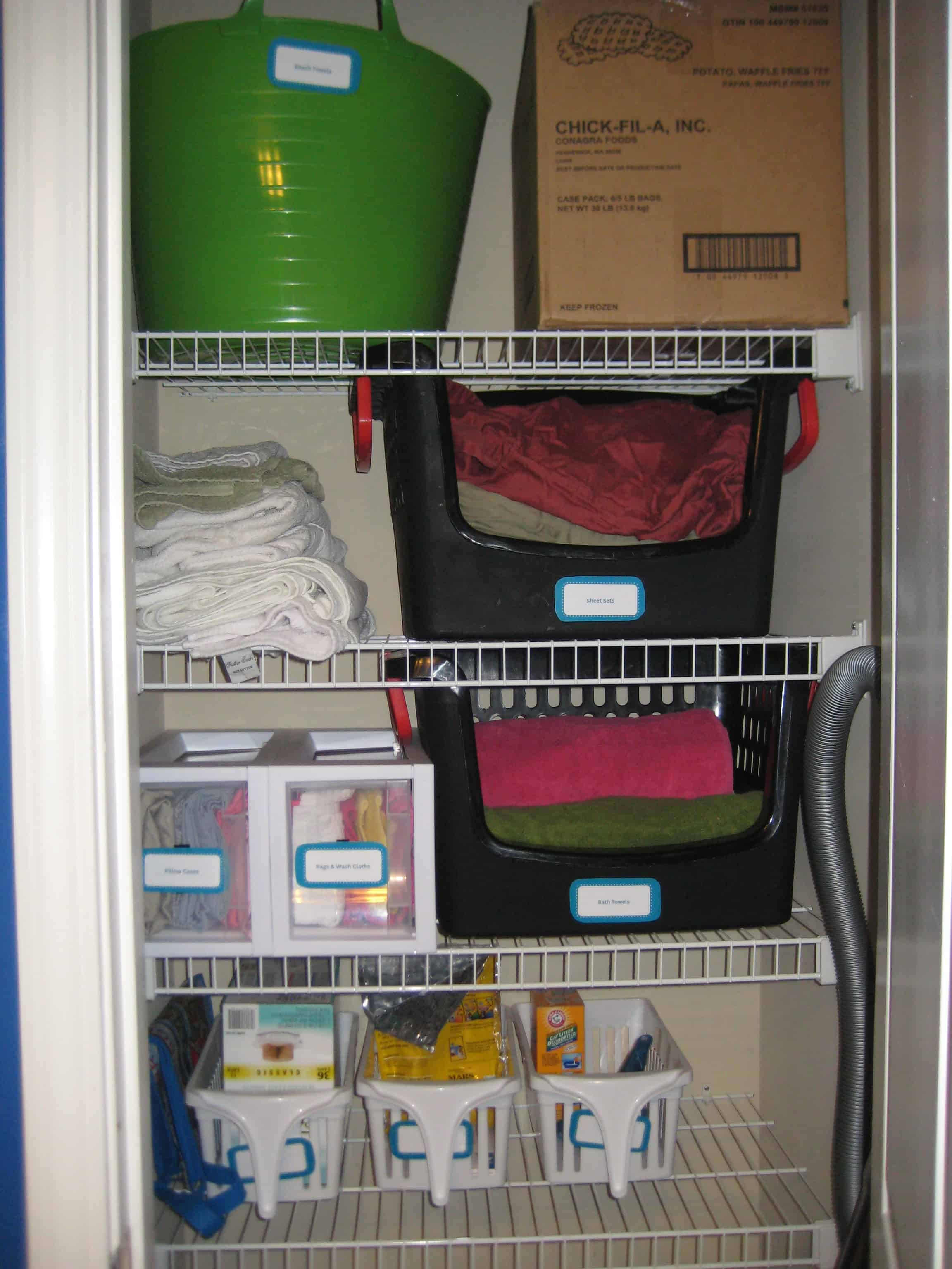 a place for everything in the linen closet charleston crafted a place for everything in the linen closet