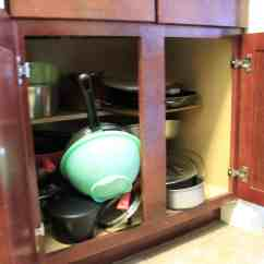 How To Arrange Pots And Pans In Kitchen Sink Cabinet Organizing Archives Charleston Crafted