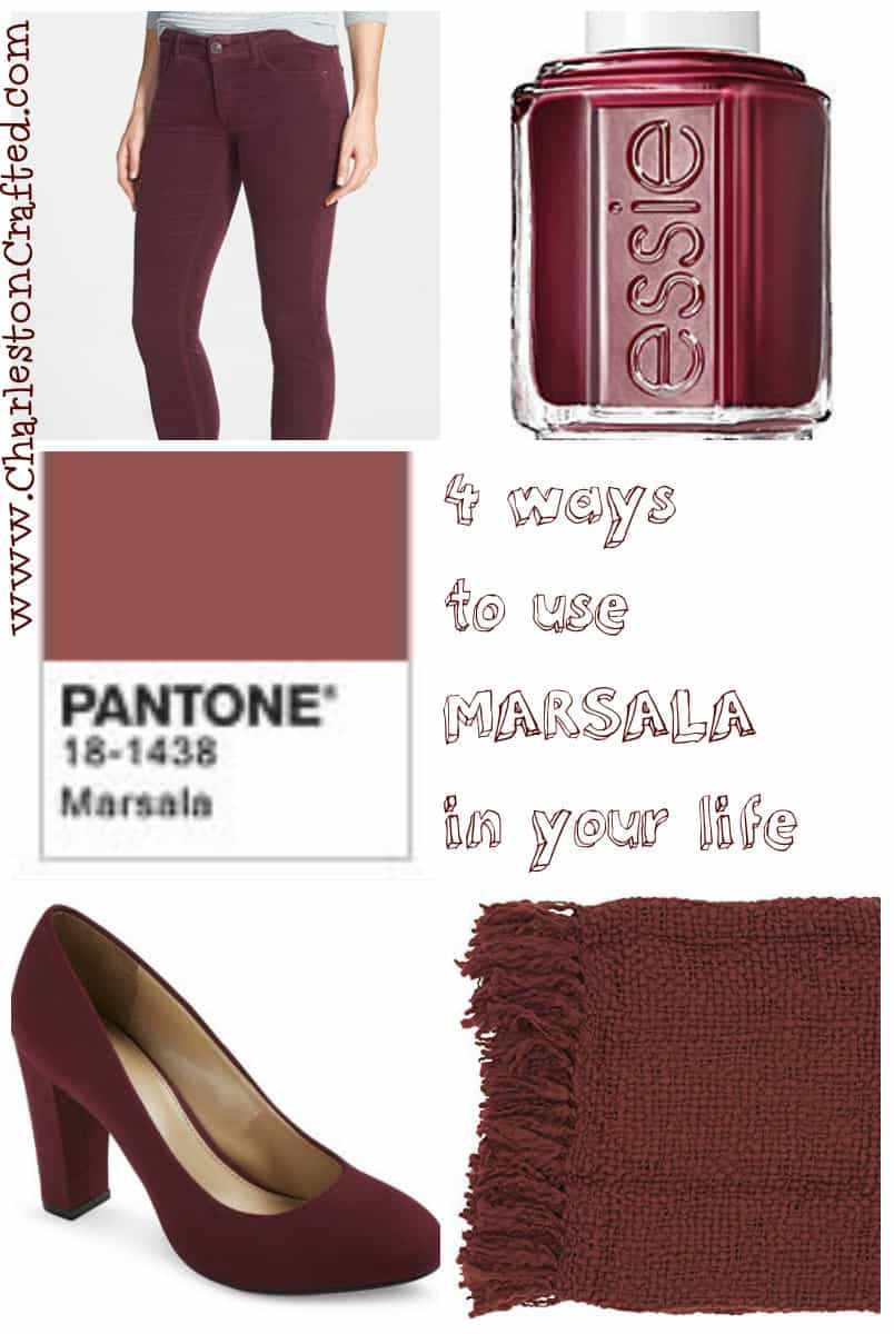 color of the year 2015 marsala u2022 charleston crafted