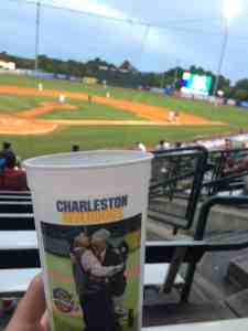 Charleston Riverdogs New Foods - Charleston Crafted
