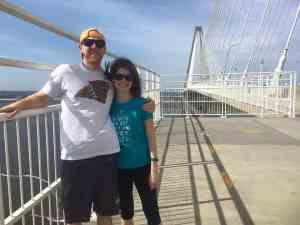 Walking the Ravenel Bridge - Charleston Crafted