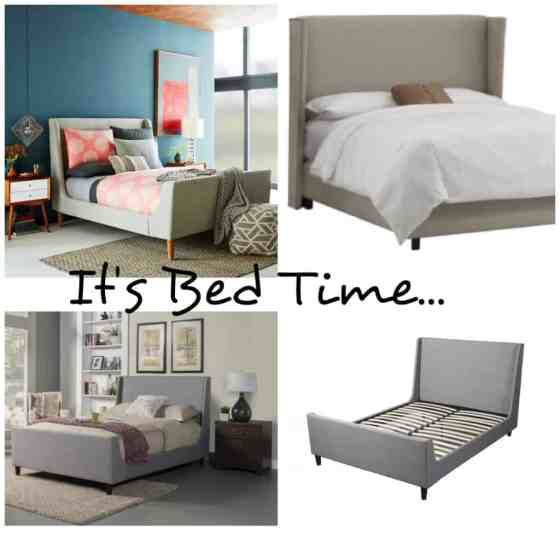 It's Bed Time - Charleston Crafted