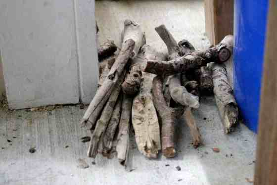 DIY Driftwood Candle Centerpiece- Charleston Crafted