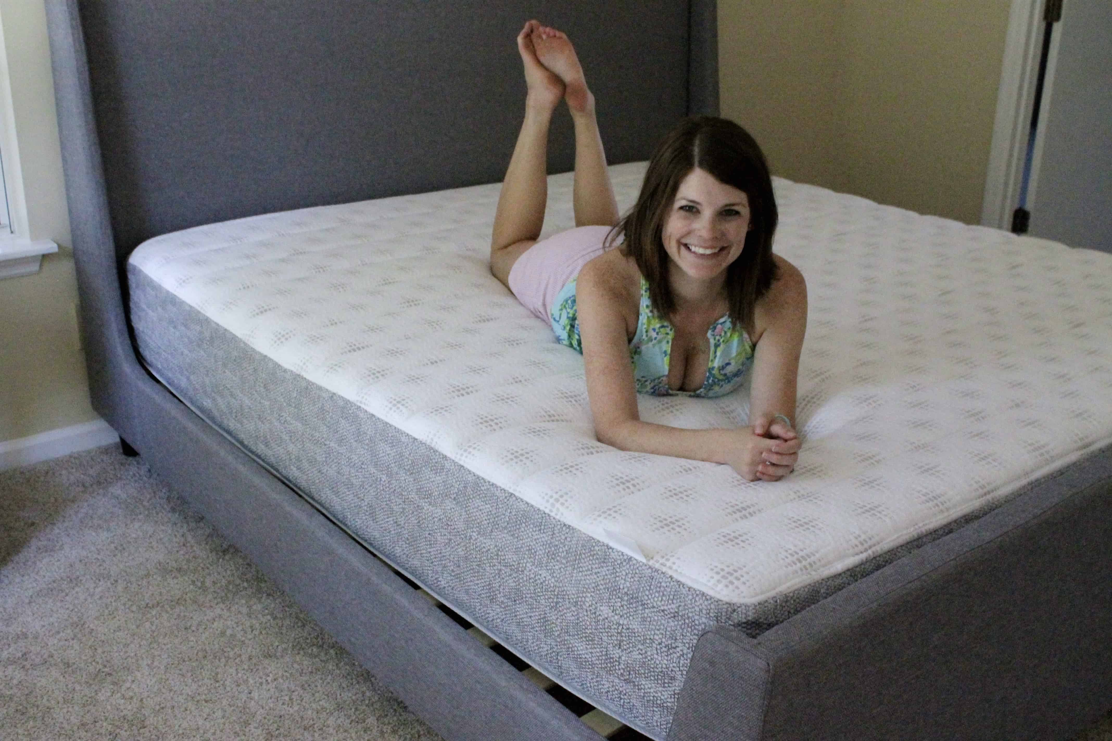 mattress in a box. GelFoamBed Review - Charleston Crafted Mattress In A Box