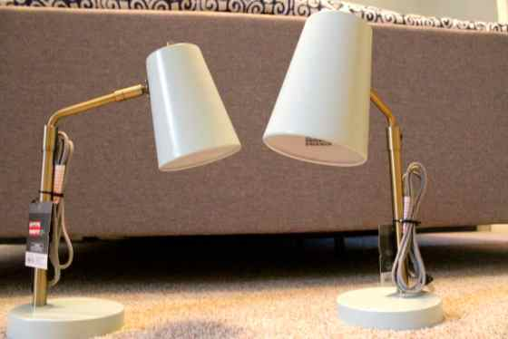 Mounting Desk Lamps on the Wall - Charleston Crafted