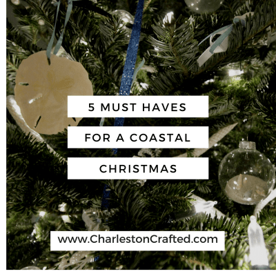Five Elements for a Coastal Christmas