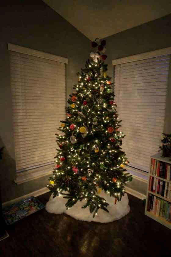 Our Indoor Holiday Decor 2016 Charleston Crafted