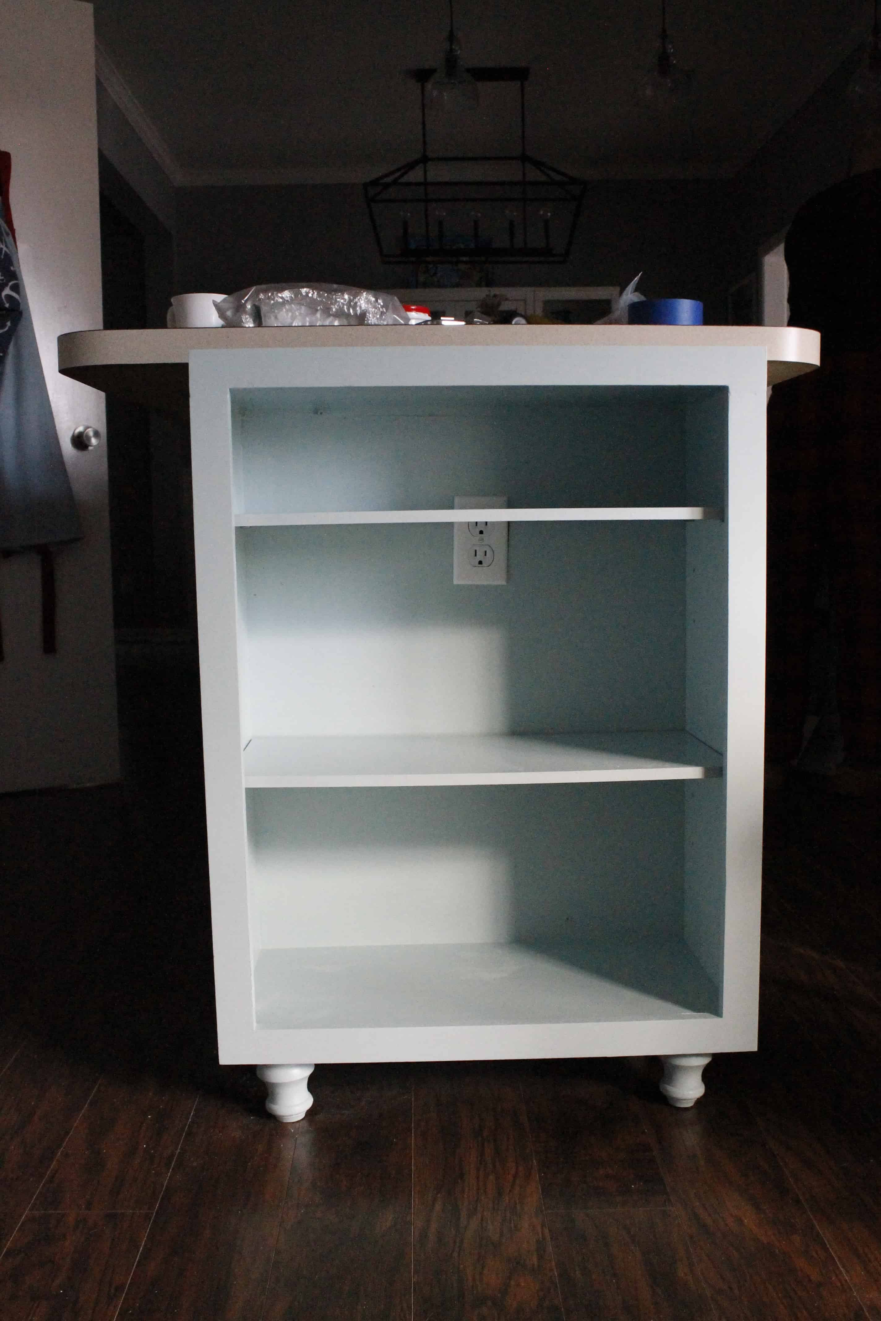 turning a cabinet into an open bookshelf u2022 charleston crafted