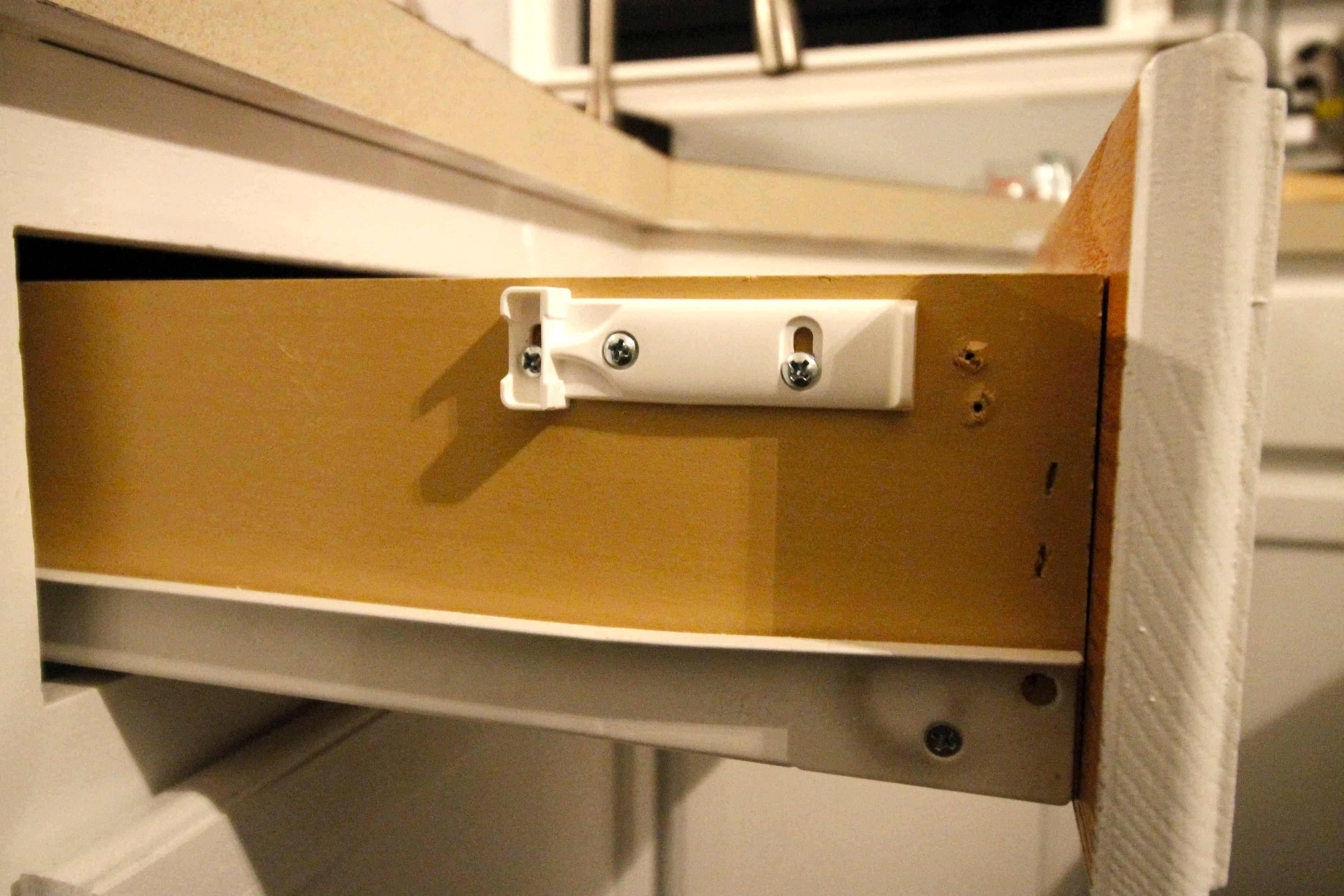 Retrofit Cabinet Slides