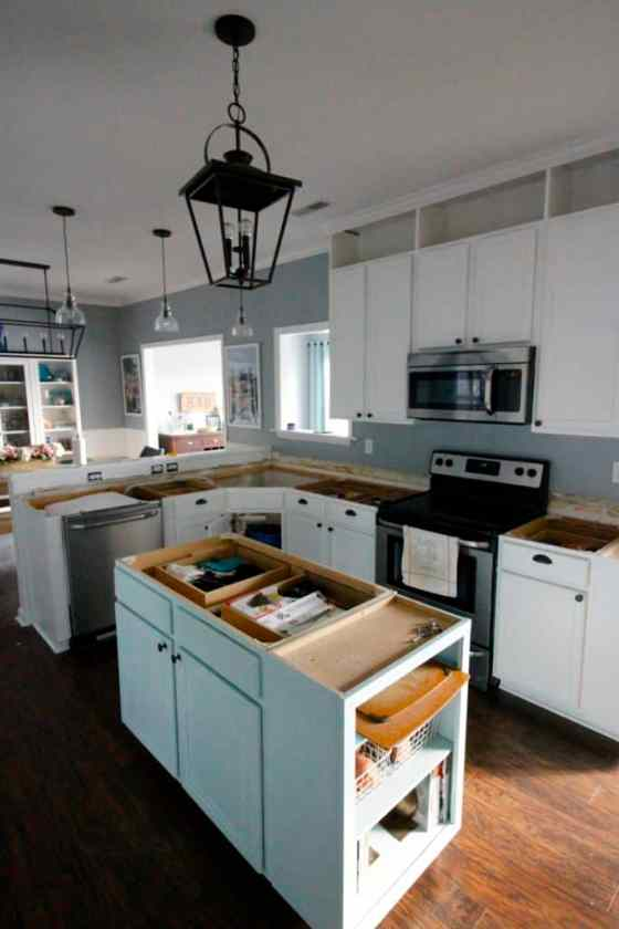 how to remove old laminate countertops backsplash without damaging the cabinets charleston. Black Bedroom Furniture Sets. Home Design Ideas