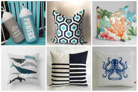 outdoor pillows under $50 - charleston crafted