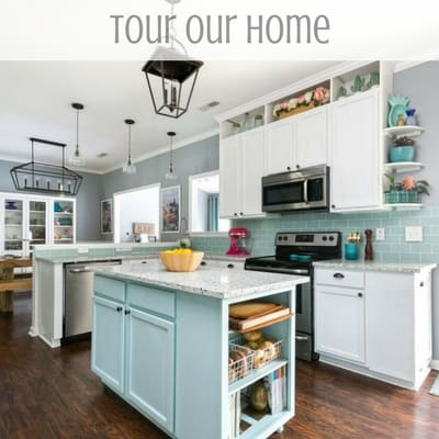 Tour Our Home - Charleston Crafted