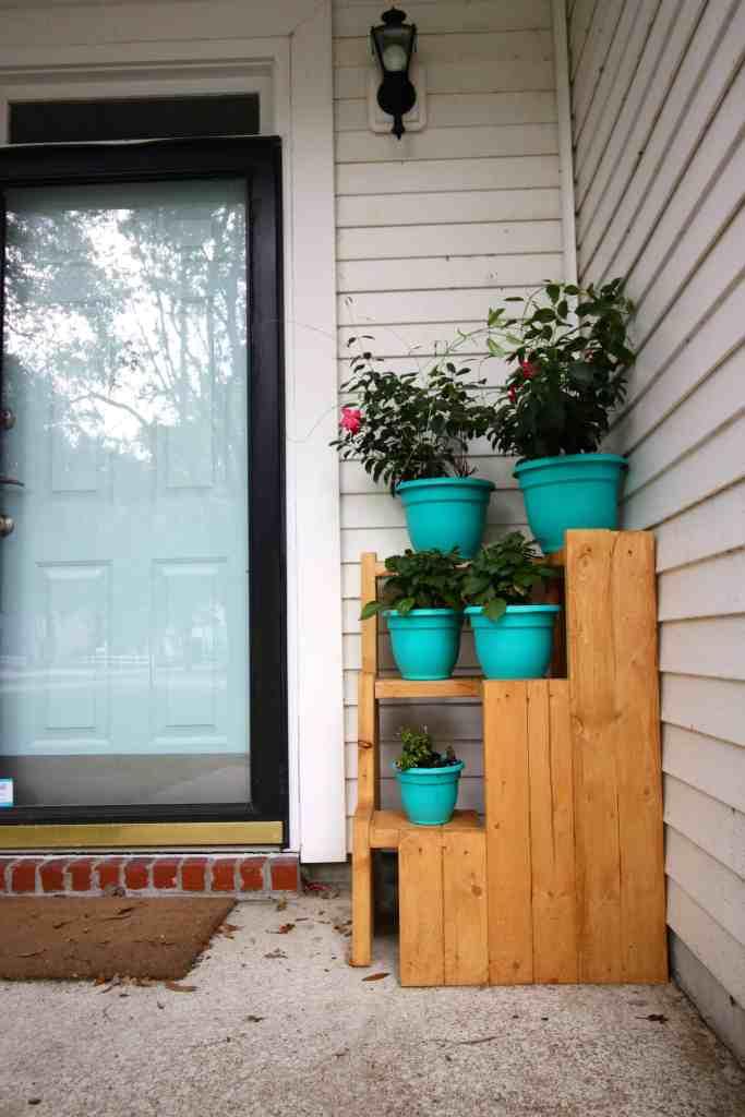 3 Tiered Planter - Charleston Crafted