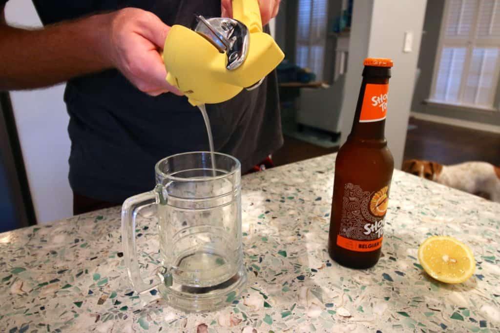 Lemon Beer Shandys - Charleston Crafted