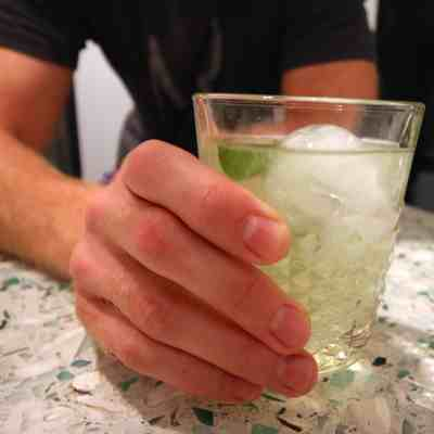 Gin Lemonade and Mint - Charleston Crafted