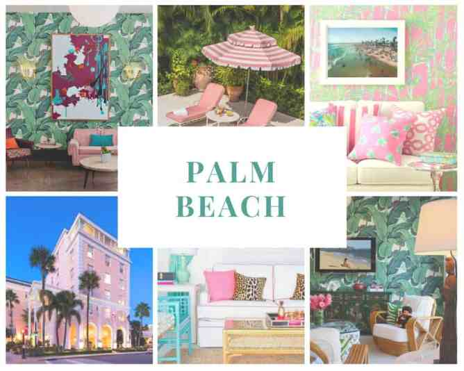 Palm Beach Style - Charleston Crafted