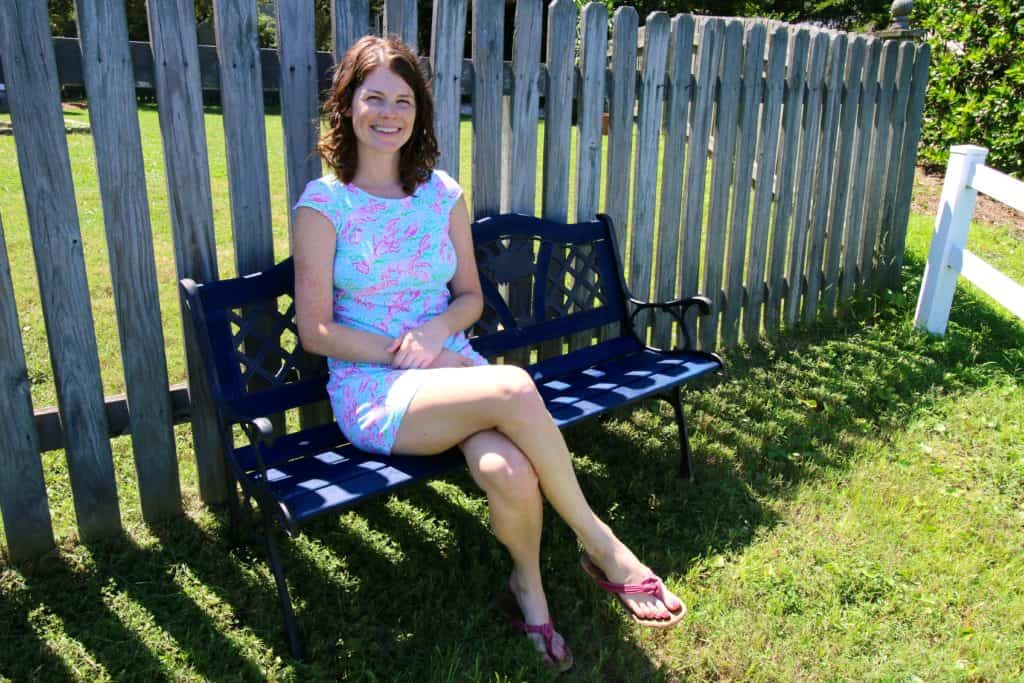 Upcycling an Old Bench - Charleston Crafted