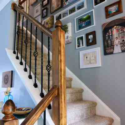 $100 Challenge: How to Replace Wooden Balusters with Iron