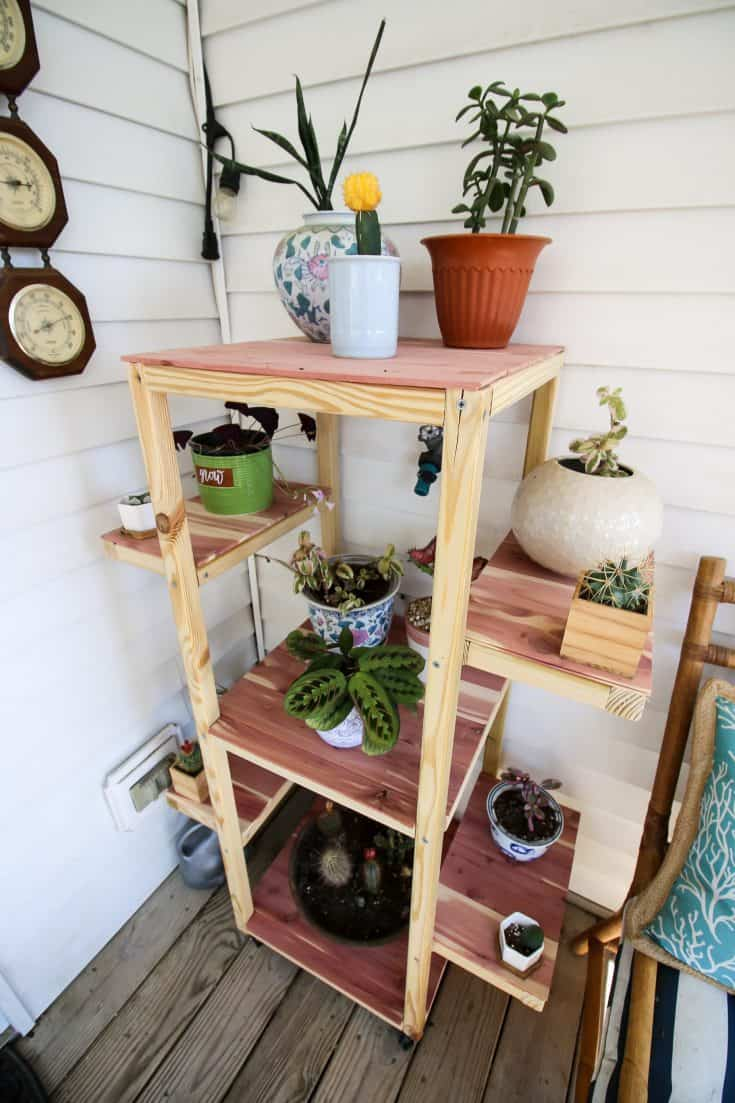 28 diy plant stands you can make this