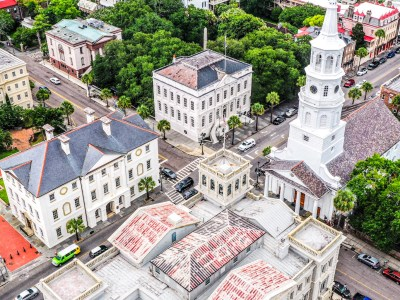 Charleston Then & Now: 5 Historic Views From The Top