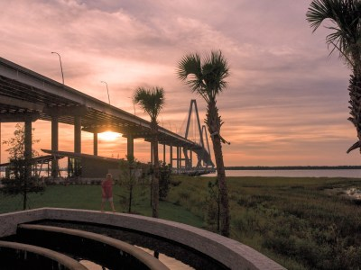 Where + Wear: Arthur Ravenel Jr. Bridge