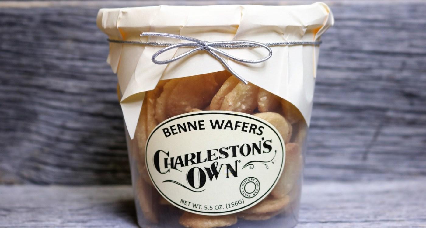 Charleston's Own Benne Wafers