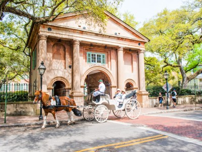 How to Plan the Perfect Romantic Weekend in Charleston