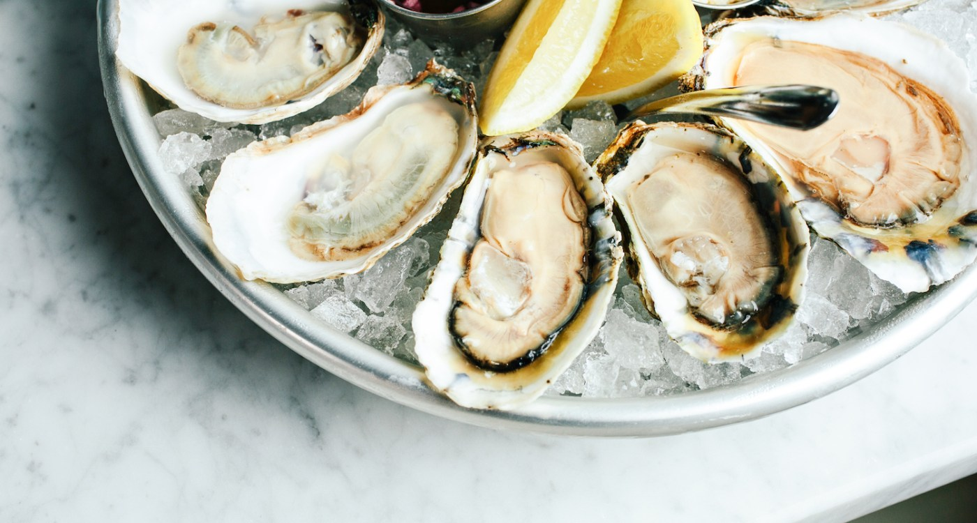 30 Spots for Oysters in Charleston