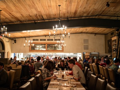 Charleston's Top 9 Spots for Communal Dining