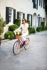 CRUISE THROUGH CHARLESTON: One of the best ways to #ExploreCharleston is on two wheels!