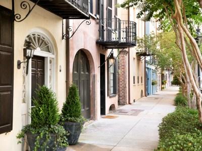 2018 Charleston Bucket List