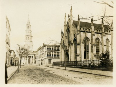 4 Charleston Locales Then & Now