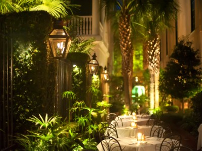 10 of Charleston's Most Romantic Restaurants