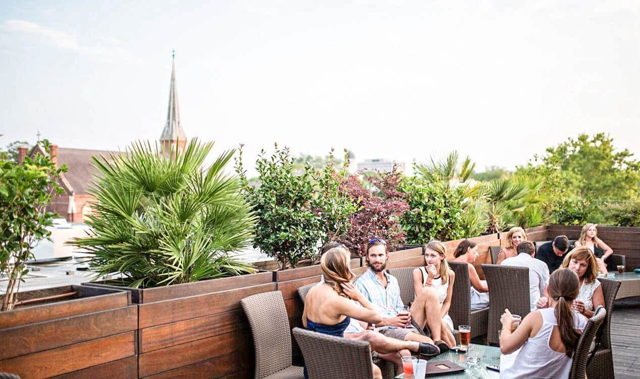 Charleston Rooftop Bar Roundup
