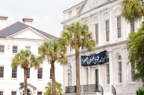 For 17 days each spring, Charleston hosts the internationally renowned Spoleto Festival USA.